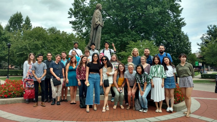 Fall 2016 grad students